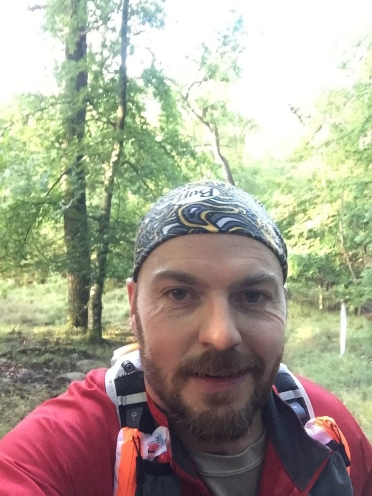 David ruelle Imperial trail