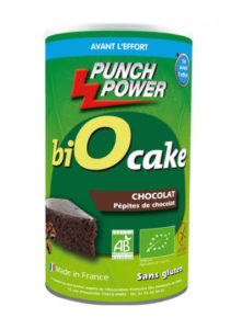 Punch power Bio Cake Chocolat
