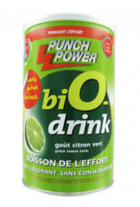 Punch power Bio Drink citron vert
