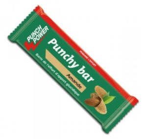 Punch power Punchy bar amandes