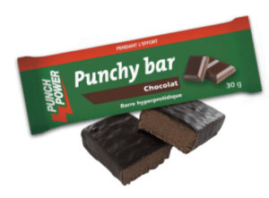 Punch power Punchy bar chocolat