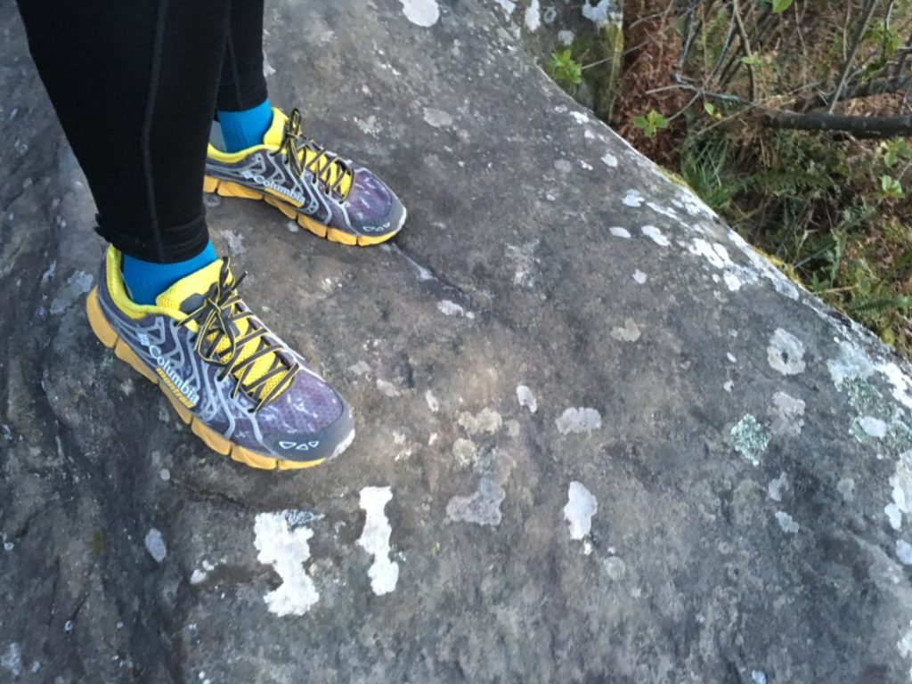 chaussures de trail Columbia