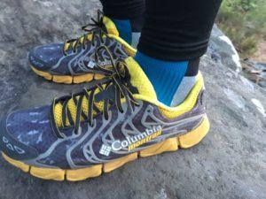 chaussures de trail Columbia Fluidflex