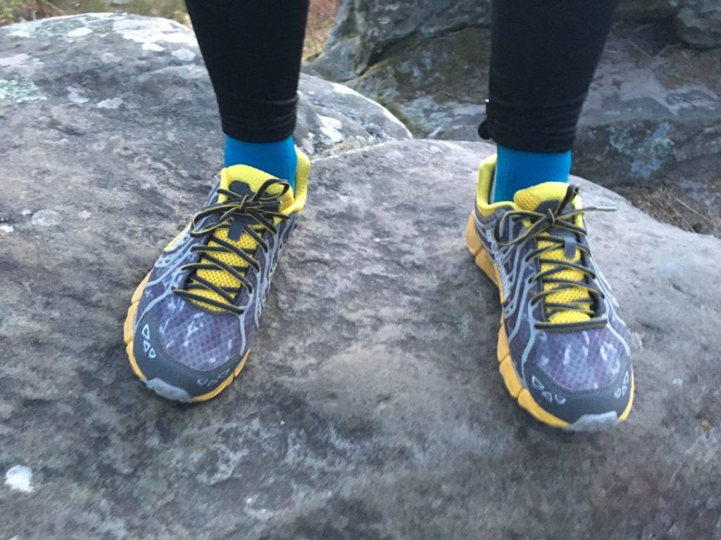 chaussures de trail Columbia Montrail